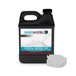Resinworks - Resinworks Dental Model Reçinesi Beyaz