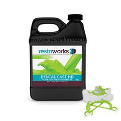 Resinworks - Resinworks Dökülebilir Dental Reçinesi
