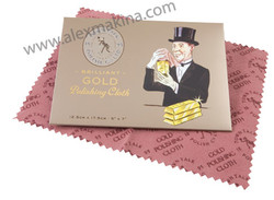 Towntalk - Towntalk Altın Silme Bezi 12.5 x 17.5 cm