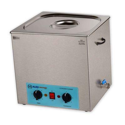 Ultrasonik Yıkama Makinası Laboratuvar 12 Lt