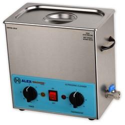 - Ultrasonik Yıkama Makinası Laboratuvar 4 Lt