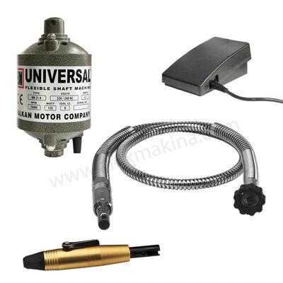 Universal Spiral Motor Seti Standart